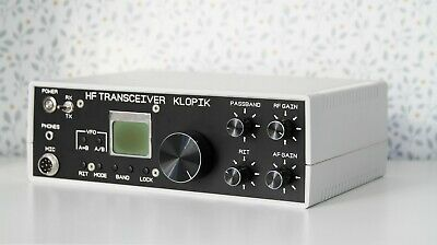 5 main KITs TRX CW/SSB Klopik-2 transceiver Russian v.2.1 - 9 band without CASE!