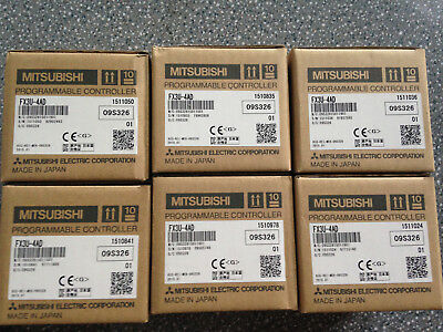 Mitsubishi Plc Fx3U-4Ad Free Expedited Shipping Fx3U4Ad New