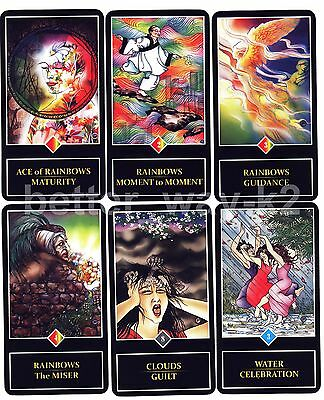 Osho Zen Tarot: The Transcendental Game of Zen English 79 Cards Deck NewFortune