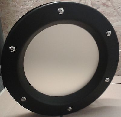 PORTHOLE VISION PANELS FOR DOORS phi 350 mm COLOR. New.