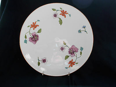 Royal Worcester  ASTLEY Gateau Plate.Diameter 11 1/4 inches.Boxed