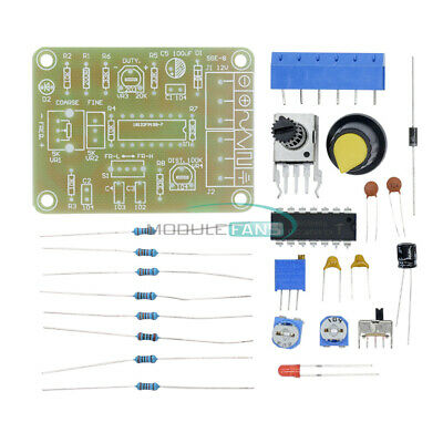 ICL8038 Monolithic Function Signal Generator Module DIY Sine Square Triangle
