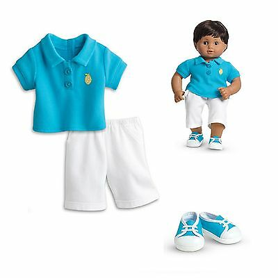 "American Girl BT BITTY TWIN SUNNY FUN OUTFIT for 15"" Baby Doll Clothes NEW*"