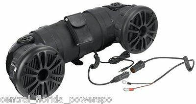 "BOSS Audio ATV SXS 6.5"" Speakers & 1.5"" Water Proof Tweeters Stereo System"