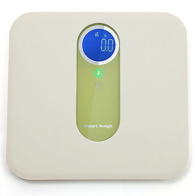 Smart Weigh Mother and Baby Digital Bathroom Scale w/ Ultra Wide Platform