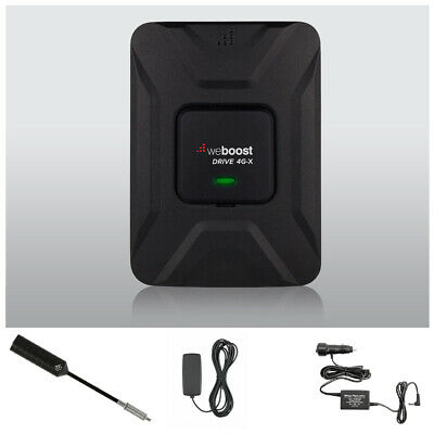 NEW weBoost Drive 4G-X OTR Antenna | TRUCK RV Cell Phone Signal Booster 470210