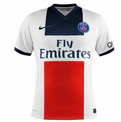 Paris Saint Germain Away Nike Shirt Size : Large (new)