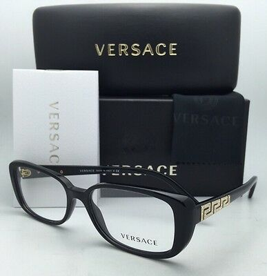 1e598fb679f VERSACE EYEGLASSES 1153-B 1234 53-16-135 New Authentic -  84.99 ...