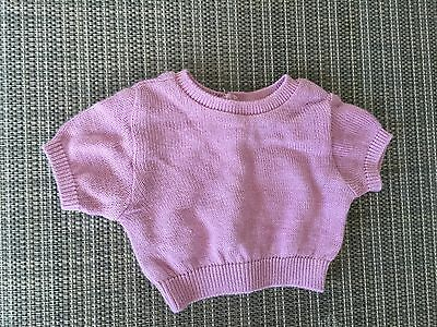 American Girl Doll Kit Retired Meet Outfit Shirt ONLY PINK