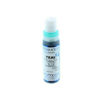 Kroma Teal Airbrush Colours 4oz