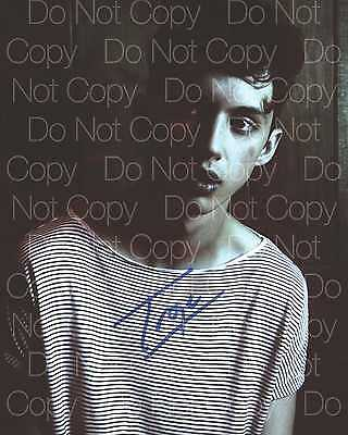 Troye Sivan signed 8X10 photo picture poster autograph RP