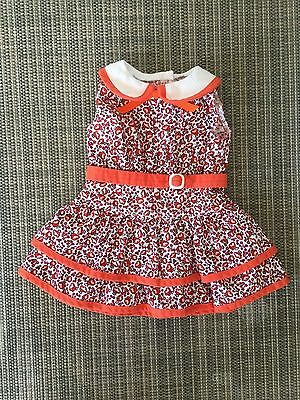 American Girl Doll Kit Retired Scooter Outfit Dress ONLY