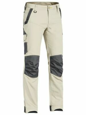 Bisley Workwear - Flex & Move Stretch Work Pant Trousers (BPC6130)