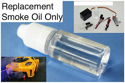 1:10 1/10 RC Car Electronic Exhaust Smoke Oil Refill/Replacement 037-04002