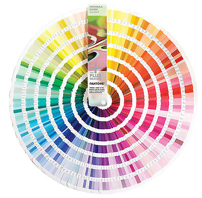 NEW Pantone ® 2015 GP1601 Formula Guide Solid Plus Series Uncoated Book Only!