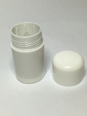 Empty 30ml White Plastic Deodorant-stick Bottles *Any Amount*