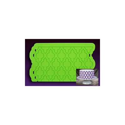 Moroccan Lattice Silicone Onlay By Marvelous Molds