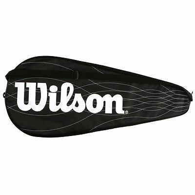 Wilson Blx Full Length Tennis Racket Cover ,tennis Bag With Adjustable Strap