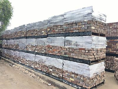 Bricks Recycled Price Per 1000. Delivery Available. Paving / Feature Wall Grade.