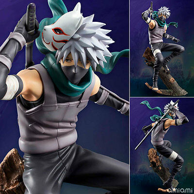 Naruto Hatake Kakashi figure PVC Action Figure figures dolls toy NEW GIFT