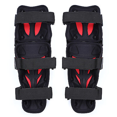 New Adults Knee Shin Armor protector Guard Pads for Bike Motorcycle Motocross