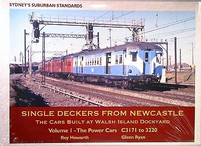 Single Deckers From Newcastle Volume 1 The Power Cars C3171- 3220