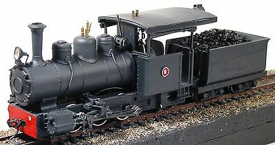 R.J.Models On30 Innisfail 9 1/2 Sugar Cane Locomotive JL-12