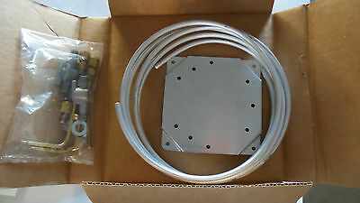 Dwyer A-605 Magnehelic Accessory Kit For Air Filter Pressure Gauge Installation