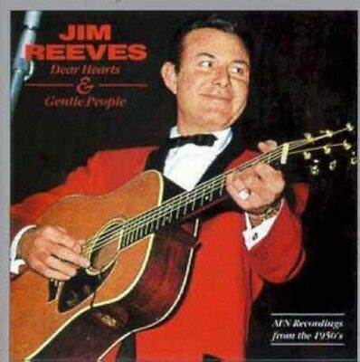 Dear Hearts And Gentle People, Jim Reeves, New