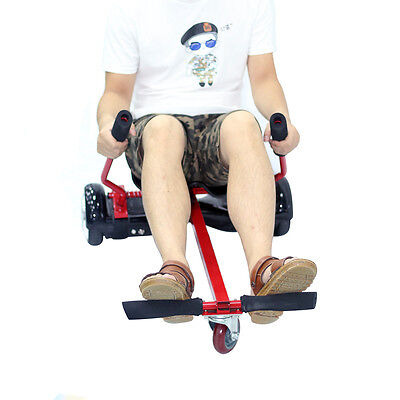 """Flexible Kart Car Holder Stand for 6.5""""8""""10"""" Two Wheel Self Balancing Scooters"""