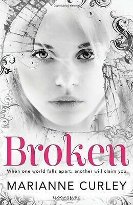 Broken (Avena Trilogy) Curley, Marianne New Book