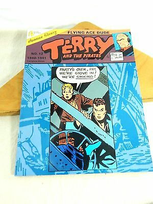 Terry and the Pirates #12 1940-41 Flying Ace Dude Milton Caniff Flying Buttress