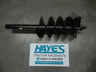 "Hayes Auger 12"" To Suit Tractor Post Hole Digger"