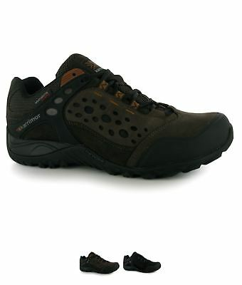 OCCASIONE Karrimor Corrie Mens Walking Shoes Black