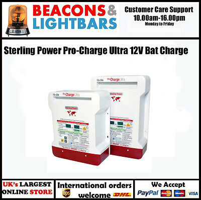 Sterling Power Pro-Charge Ultra 12V Bat Charge PCU1220