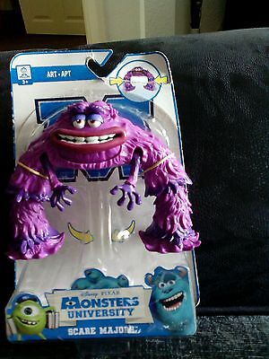 Disney Pixar monsters university scare majors