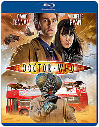 Doctor Who - Planet Of The Dead (Blu-ray, 2009) BBC -  Brand New Sealed