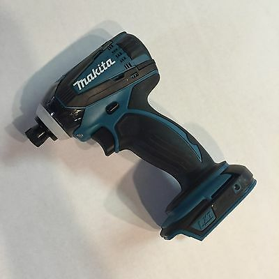 Makita XDT04  1/4 Impact driver 18 volt Lithium-ion Bare tool Brand New