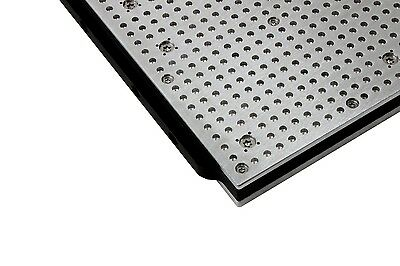 New Model Vacuum table 4030 SEAL2  suited for CNC or Milling machine.