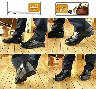 US Tactical Gear Security guard shoes Bodyguard Formal Footwear Non-slip Safety