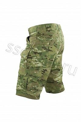 Tactical Shorts for military actions  in Multicam pattern by SSO (SPOSN)