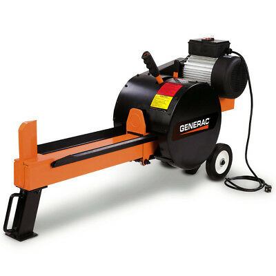 Generac WDSRXGCNXQDOX3 110-Volt 15-Amp 10-Ton Kinetic Electric Log Splitter