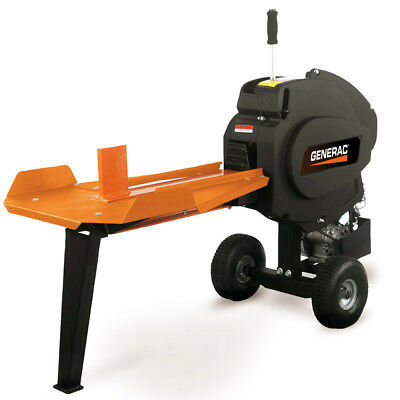 Generac WDSRMGMNTDVAOF3 99cc 22-Ton Gas Powered Horizontal Kinetic Log Splitter