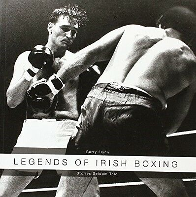 Legends of Irish Boxing Flynn, Barry New Book
