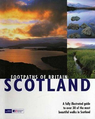 Footpaths of Britain: Scotland  New Book