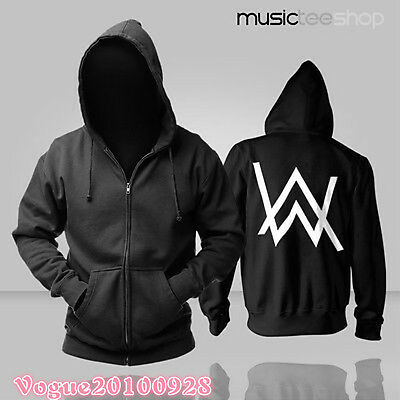 Music DJ Divine Comedy Alan Walker Fade Hoodie the Same Paragraph Jacket