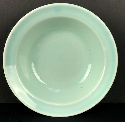 Vintage Luray Pastels Surf Green  Small 5 1/2 Shallow  Fruit Bowl