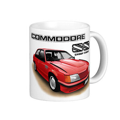 HOLDEN  BROCK  VH  SS   GROUP  3  COMMODORE        QUALITY  11oz   MUG