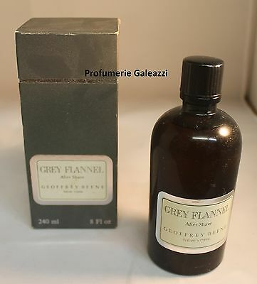 GEOFFREY BEENE GREY FLANNEL AFTER SHAVE LOTION - 240 ml