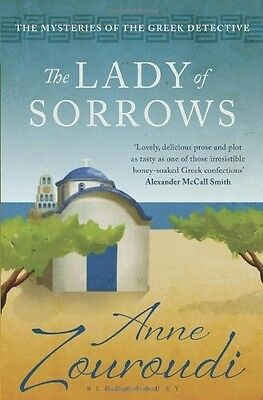 The Lady of Sorrows (Mysteries of/Greek Detective 4), Zouroudi, Anne, New Book